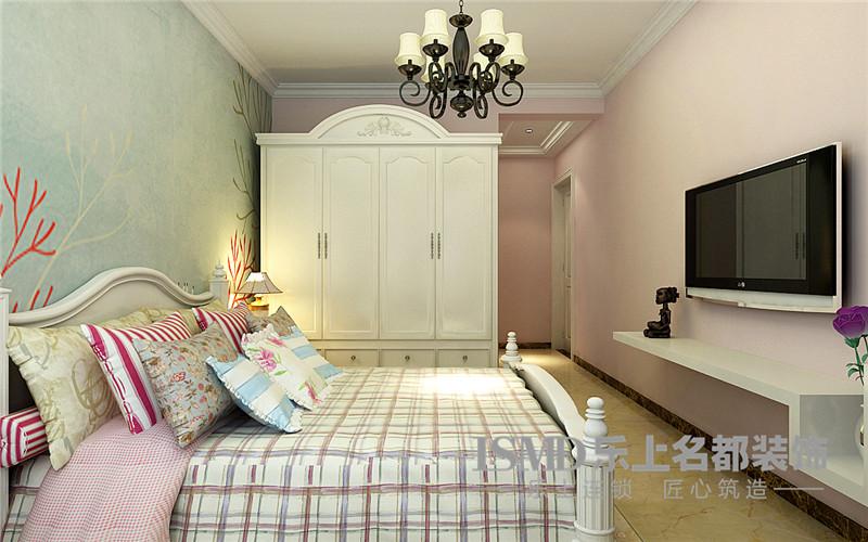 高远时光城-卧室装修