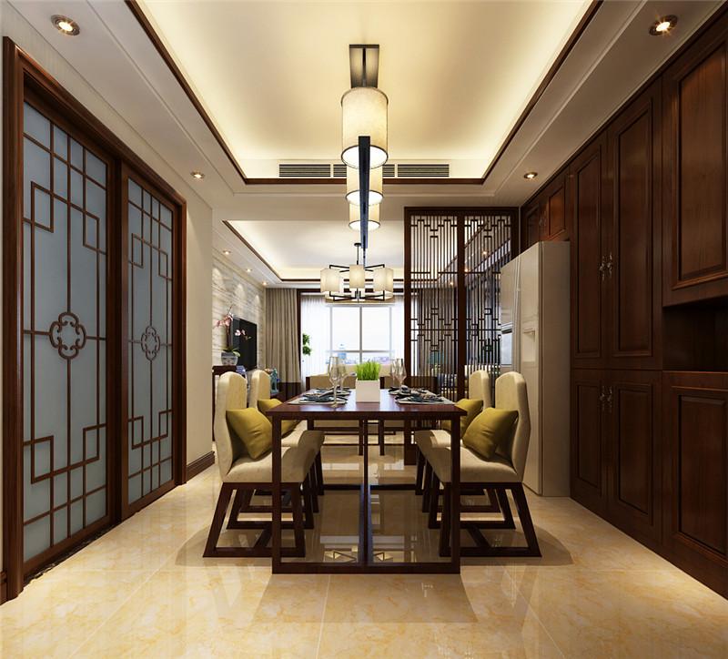 168平四室新中式雅居